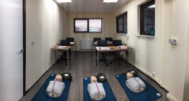 Certs Assured Training head office first aid training facilities