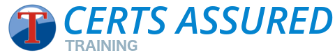 Certs Assured Training Ltd Logo