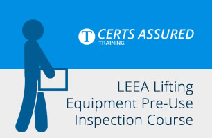 LEEA Lifting Equipment Inspection Course